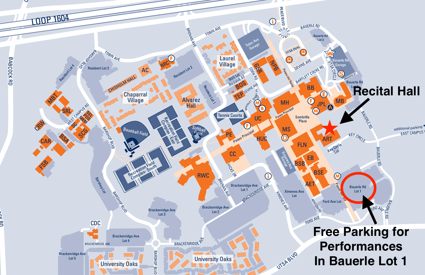 friends of shakespeare the department of english at utsa Needed for Mechanical Engineering Degree see parking map1 or parking map2 for lot location and directions to recital hall
